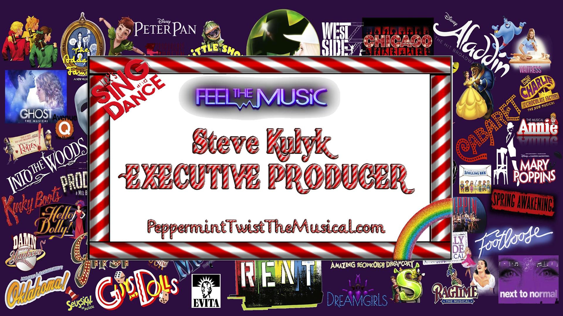 Steve Kulyk - Executive Producer